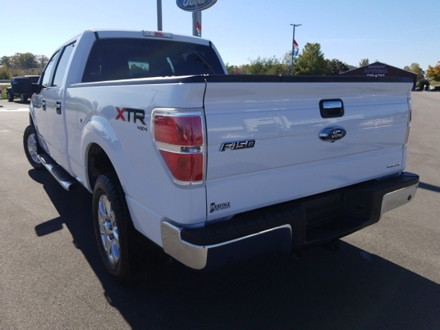 2014 F-150 Super Cab 4x4 Pickup #FA86769A - photo 5