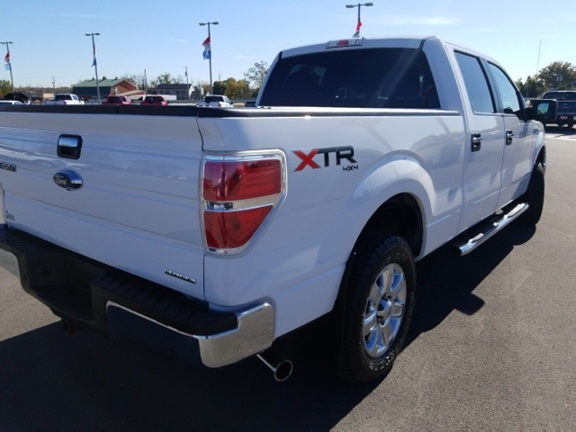 2014 F-150 Super Cab 4x4 Pickup #FA86769A - photo 2