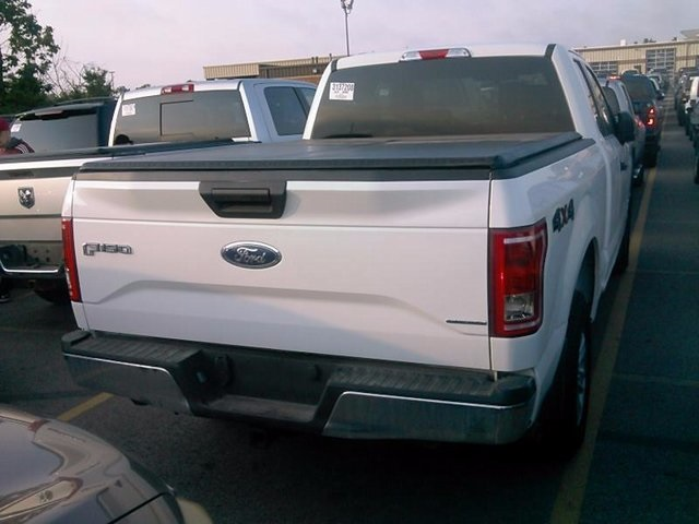 2015 F-150 Super Cab 4x4, Pickup #FA92391A - photo 5