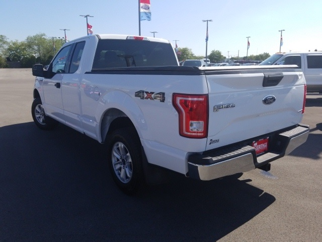 2015 F-150 Super Cab 4x4, Pickup #FA92391A - photo 4