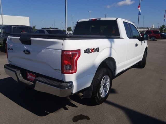 2015 F-150 Super Cab 4x4, Pickup #FA92391A - photo 2