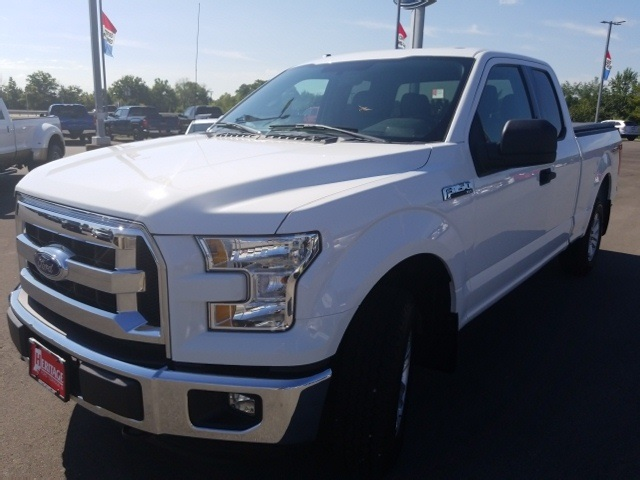 2015 F-150 Super Cab 4x4, Pickup #FA92391A - photo 8