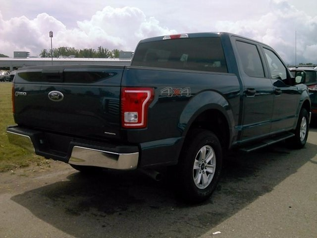 2015 F-150 SuperCrew Cab 4x4, Pickup #FA92464A - photo 6