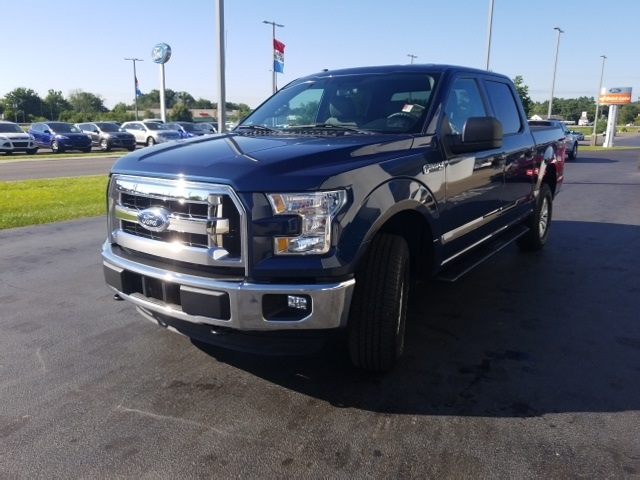 2015 F-150 SuperCrew Cab 4x4, Pickup #FA92464A - photo 4