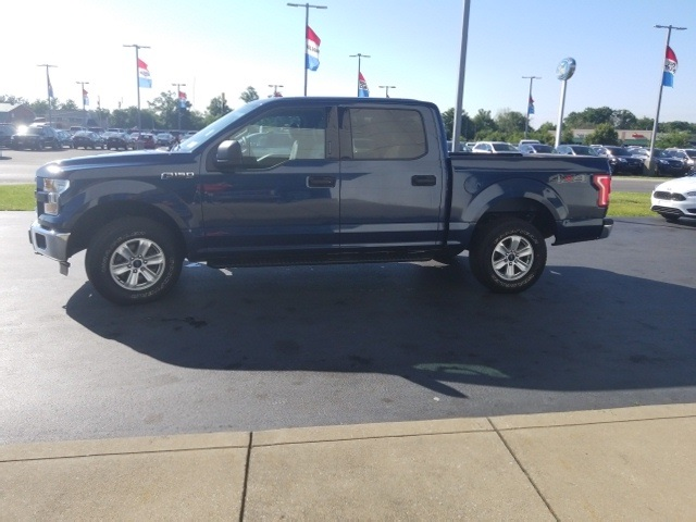 2015 F-150 SuperCrew Cab 4x4, Pickup #FA92464A - photo 25