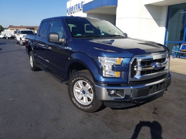 2015 F-150 SuperCrew Cab 4x4, Pickup #FA92464A - photo 8