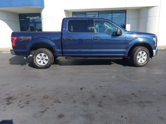2015 F-150 SuperCrew Cab 4x4, Pickup #FA92464A - photo 35
