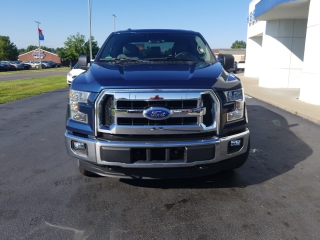 2015 F-150 SuperCrew Cab 4x4, Pickup #FA92464A - photo 12