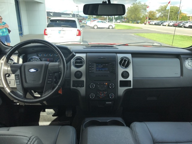 2014 F-150 Super Cab 4x4, Pickup #FB00190T - photo 48