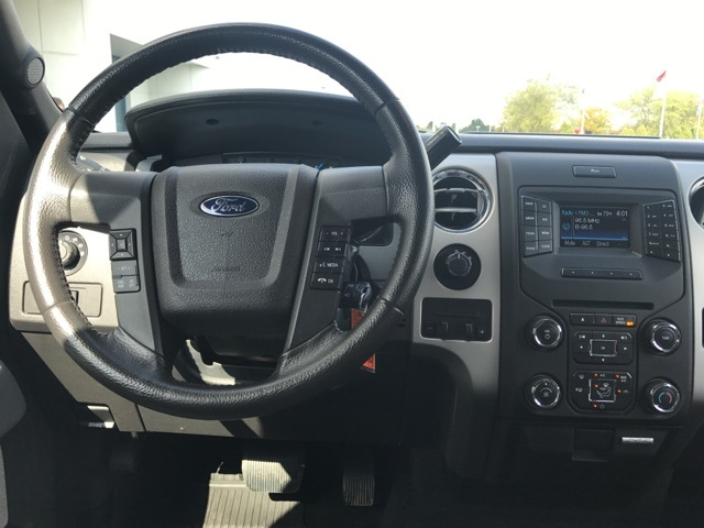 2014 F-150 Super Cab 4x4, Pickup #FB00190T - photo 4