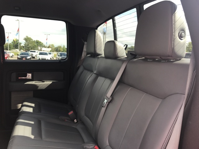 2014 F-150 Super Cab 4x4, Pickup #FB00190T - photo 9