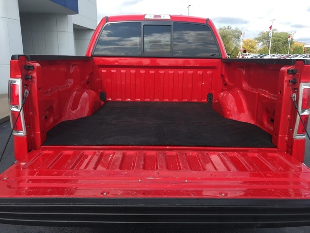 2014 F-150 Super Cab 4x4, Pickup #FB00190T - photo 10