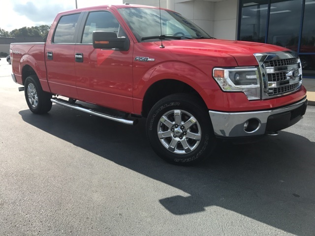 2014 F-150 Super Cab 4x4, Pickup #FB00190T - photo 12