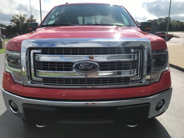 2014 F-150 Super Cab 4x4, Pickup #FB00190T - photo 13