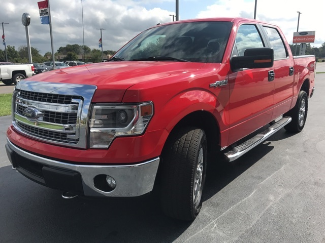 2014 F-150 Super Cab 4x4, Pickup #FB00190T - photo 14