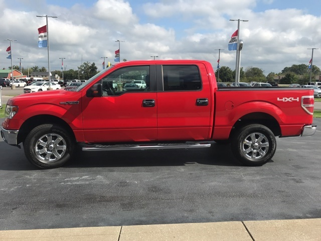 2014 F-150 Super Cab 4x4, Pickup #FB00190T - photo 15