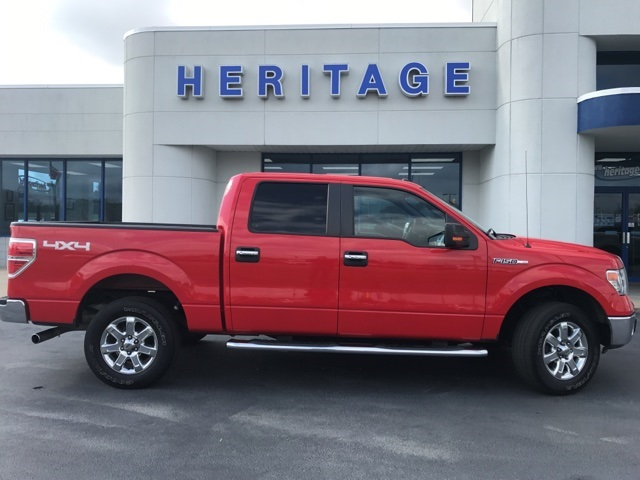 2014 F-150 Super Cab 4x4, Pickup #FB00190T - photo 23