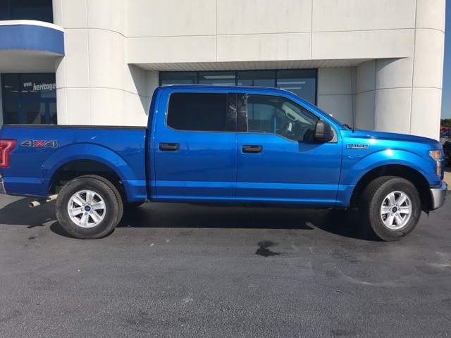 2015 F-150 SuperCrew Cab 4x4, Pickup #FB01767A - photo 21