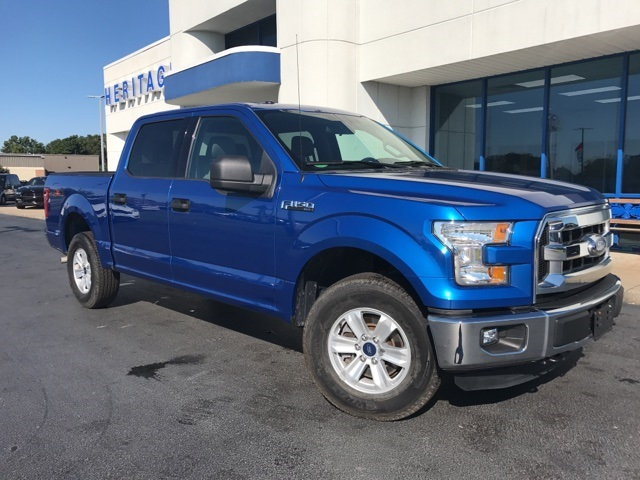 2015 F-150 SuperCrew Cab 4x4, Pickup #FB01767A - photo 22