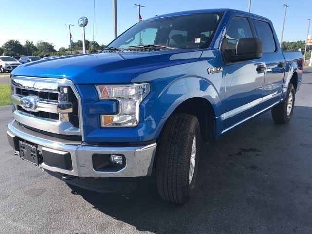 2015 F-150 SuperCrew Cab 4x4, Pickup #FB01767A - photo 20