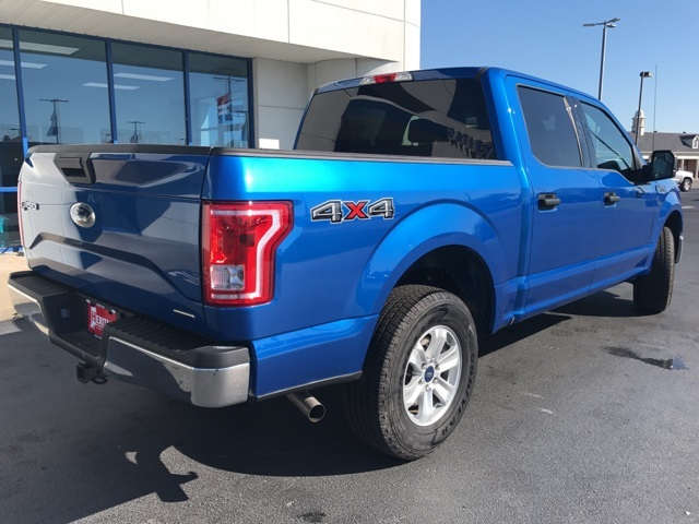 2015 F-150 SuperCrew Cab 4x4, Pickup #FB01767A - photo 5