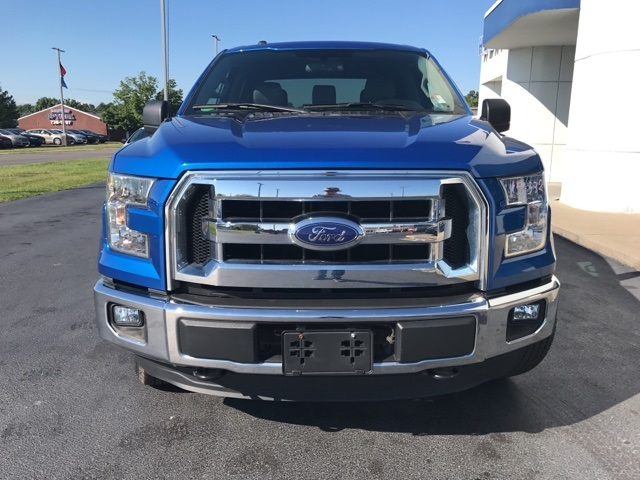 2015 F-150 SuperCrew Cab 4x4, Pickup #FB01767A - photo 8