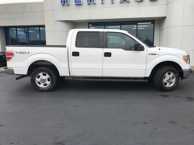 2011 F-150 SuperCrew Cab 4x4, Pickup #FB11146W - photo 16