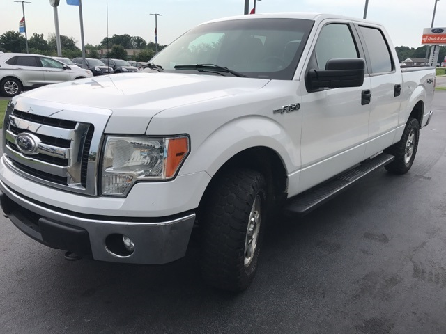 2011 F-150 SuperCrew Cab 4x4, Pickup #FB11146W - photo 5