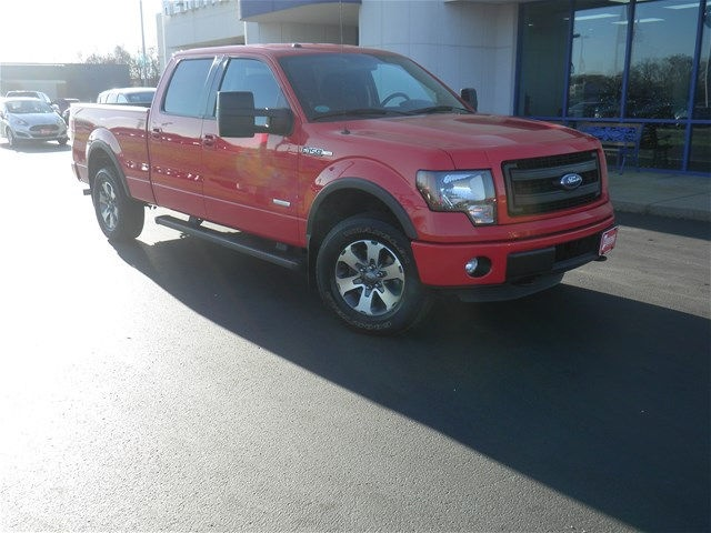 2014 F-150 SuperCrew Cab 4x4, Pickup #FB33913A - photo 36