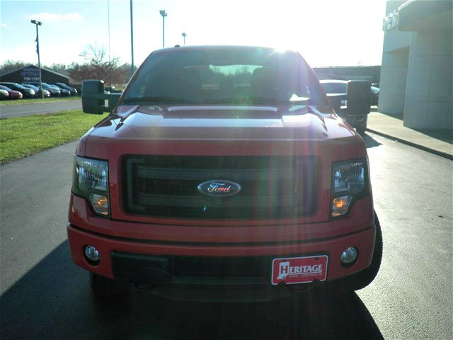 2014 F-150 SuperCrew Cab 4x4, Pickup #FB33913A - photo 3