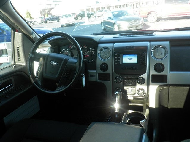 2014 F-150 SuperCrew Cab 4x4, Pickup #FB33913A - photo 5