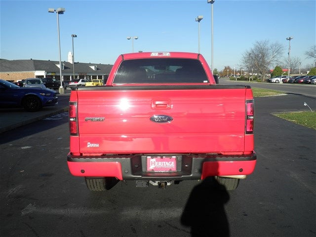 2014 F-150 SuperCrew Cab 4x4, Pickup #FB33913A - photo 9