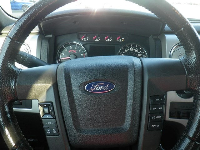 2014 F-150 SuperCrew Cab 4x4, Pickup #FB33913A - photo 17
