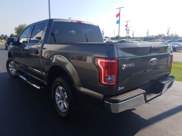 2016 F-150 SuperCrew Cab 4x4,  Pickup #FB57678P - photo 10