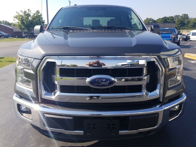 2016 F-150 SuperCrew Cab 4x4,  Pickup #FB57678P - photo 11