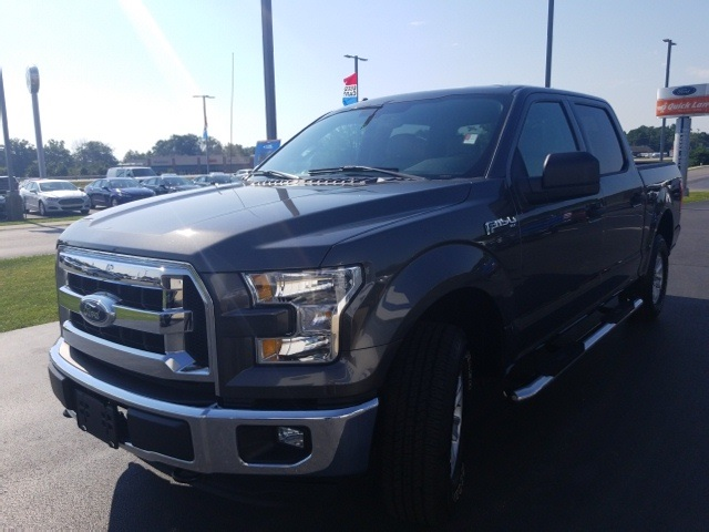 2016 F-150 SuperCrew Cab 4x4,  Pickup #FB57678P - photo 12