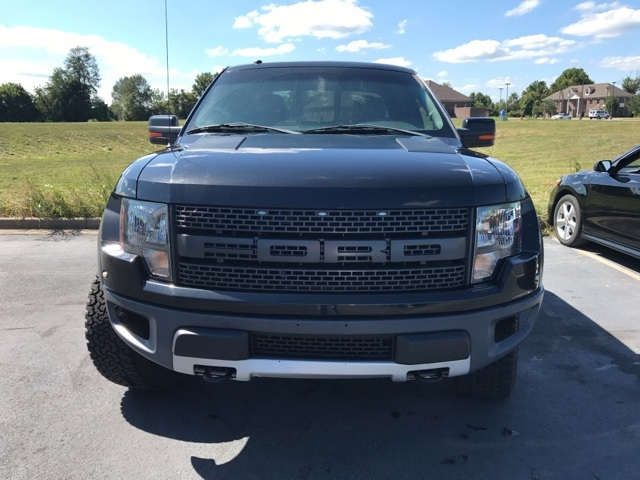 2010 F-150 Super Cab 4x4, Pickup #FB62871W - photo 8