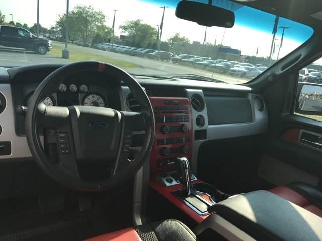 2010 F-150 Super Cab 4x4, Pickup #FB62871W - photo 6