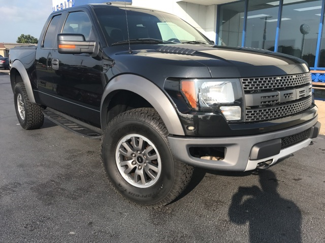 2010 F-150 Super Cab 4x4, Pickup #FB62871W - photo 11