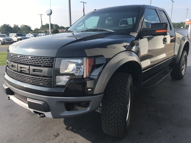 2010 F-150 Super Cab 4x4, Pickup #FB62871W - photo 14