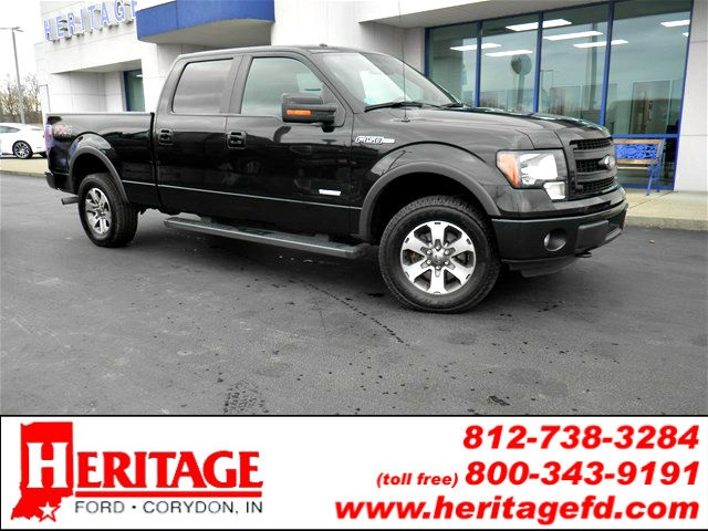 2014 F-150 SuperCrew Cab 4x4, Pickup #FB89099A - photo 1