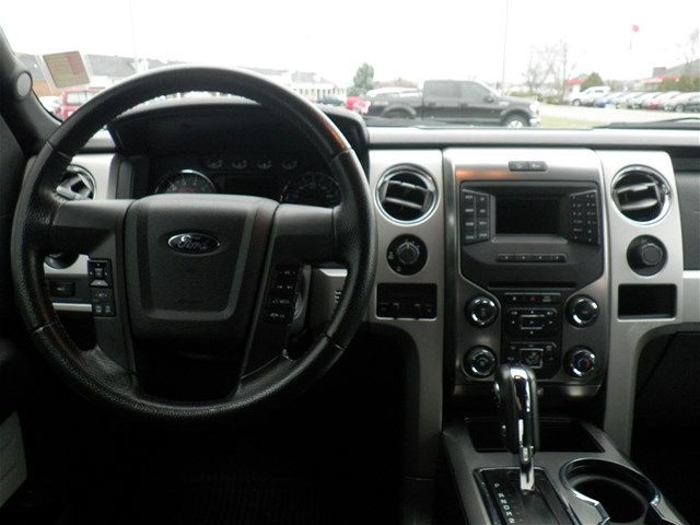 2014 F-150 SuperCrew Cab 4x4, Pickup #FB89099A - photo 4