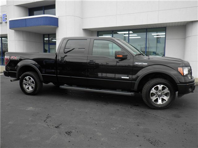 2014 F-150 SuperCrew Cab 4x4, Pickup #FB89099A - photo 12