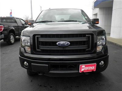 2014 F-150 SuperCrew Cab 4x4, Pickup #FB89099A - photo 5