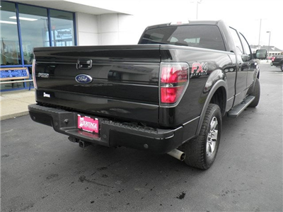2014 F-150 SuperCrew Cab 4x4, Pickup #FB89099A - photo 2