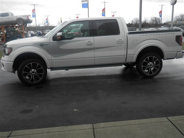 2012 F-150 SuperCrew Cab 4x4, Pickup #FB97829A - photo 8