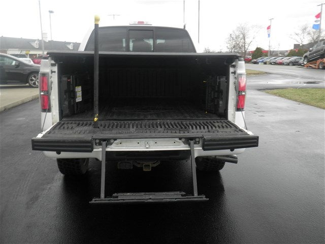2012 F-150 SuperCrew Cab 4x4, Pickup #FB97829A - photo 11