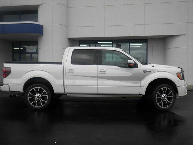 2012 F-150 SuperCrew Cab 4x4, Pickup #FB97829A - photo 13
