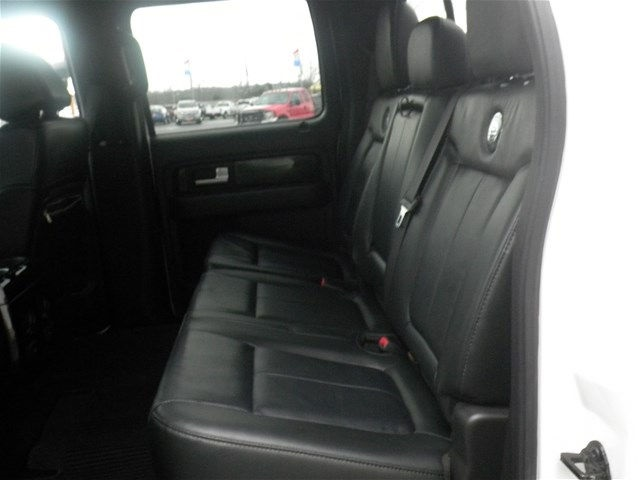 2012 F-150 SuperCrew Cab 4x4, Pickup #FB97829A - photo 37