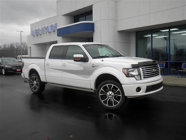2012 F-150 SuperCrew Cab 4x4, Pickup #FB97829A - photo 45